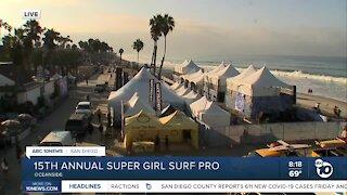 15th annual Super Girl Pro