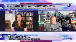 The Right Side with Doug Billings - July 22, 2021