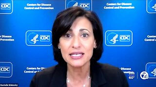 7 Action News sits down with CDC Director Dr. Rochelle Walensky to discuss COVID-19 pandemic