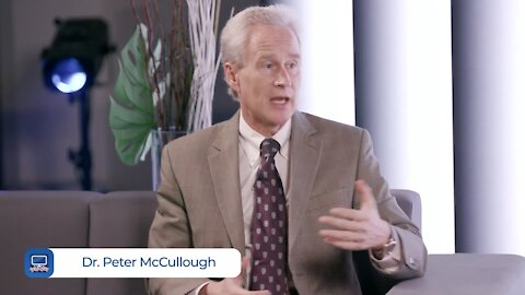 """Dr. Peter McCullough: """"The Vaccine Is Failing In The UK And Israel"""" - OffBeat Business TV"""