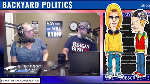 BEAVIS AND BUTTHEAD CALL IN TO THE SHOW