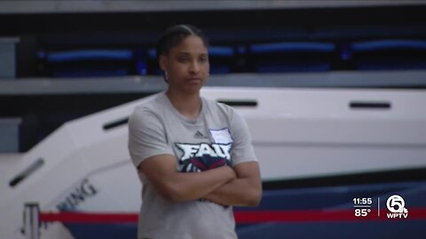 Jennifer Sullivan ready for year one with FAU