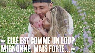 Élisabeth Rioux répond aux commentaires négatifs sur le nom de sa fille