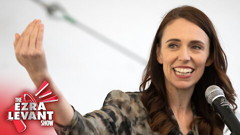 New Zealand prime minister sounds like Ministry of Truth leader