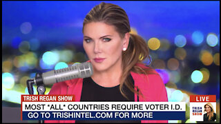 """Trish Sets the Record Straight on Voter I.D. """"Even MEXICO Requires It!"""""""