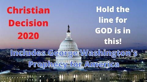 Christian Decision 2020
