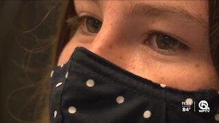St. Lucie County teachers react to Gov. DeSantis' order banning mask mandate in schools