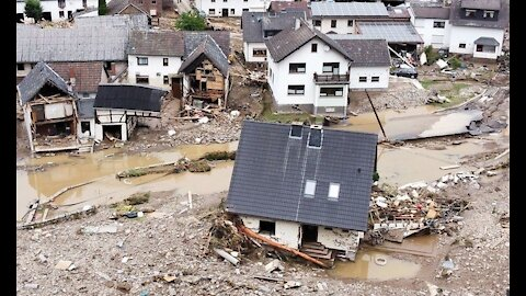 Catastrophic floods in Belgium and Germany - and the failings of human nature