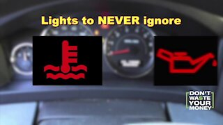 Dashboard Lights to Never Ignore