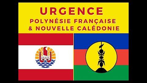 Urgence Polynésie et Calédonie
