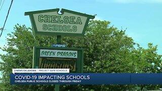 COVID-19 Impacting Schools