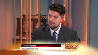 FOX 47 News Joe Gebhardt - 9/21/21