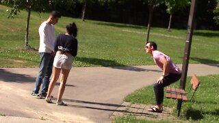 Social experiment: How do people react when a woman mistreats her boyfriend