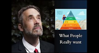 Jordan Peterson - What People Really want