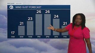 7 First Alert Forecast 6 p.m. Update, Sunday, September 6