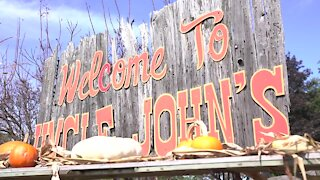 Fall is in the air at Uncle John's Cider Mill