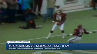 OU, Nebraska renew historic rivalry