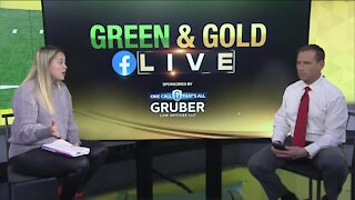 Green and Gold Live: Packers make it six in a row with win over Washington