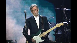 Eric Clapton makes a stand against health apartheid