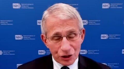 Video Clowns Fauci et al Over Rapidly Devolving Narrative on 'Vaccine' Effectiveness