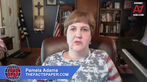 AA-Pamela Adams discusses the historical connections between the current tyranny