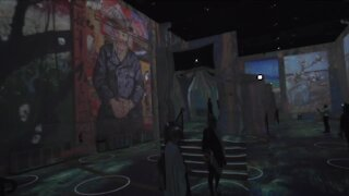 Immersive Van Gogh hiring for its Cleveland exhibition