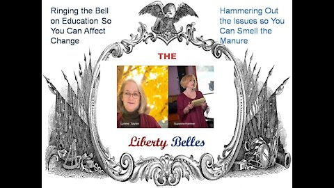 The Liberty Belles Discuss HR 3684 - Infrastructure Includes Everything