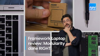 Framework Laptop review: Modularity done RIGHT