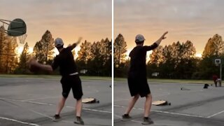 One of the most epic trick shots you will ever see