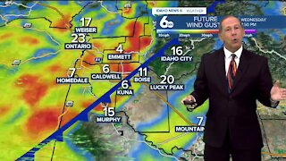 Scott Dorval's Idaho News 6 Forecast - Wednesday 9/22/21
