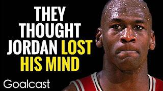 Michael Jordan's Biggest Loss Is Not What You Think | Goalcast