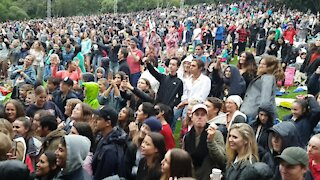 SOUTH AFRICA - Cape Town - Matthew Mole performs at Kirstenbosch Summer Sunset Concerts (Video) (E6d)