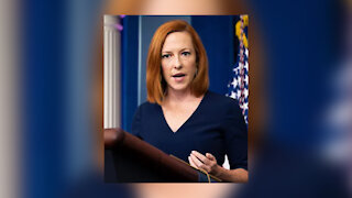Jen Psaki says the the government have been censoring social media posts