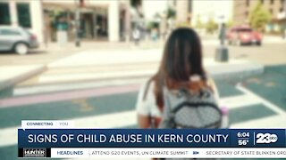 Child abuse reports rise in Kern County