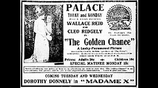 The Golden Chance (1915) | Directed by Cecil B. DeMille - Full Movie