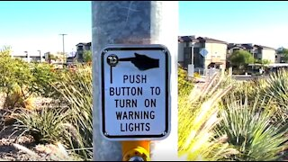 NV authorities join forces for crosswalk safety enforcement