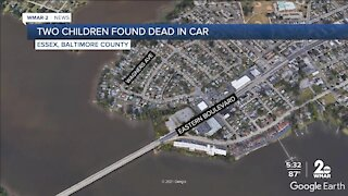 Police discover bodies of two children during traffic stop in Essex