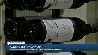 Couple Grows Wine Business