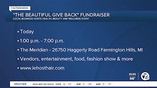 The Beautiful Giveback Fundraiser