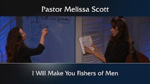 Matthew 4:19 I Will Make You Fishers of Men