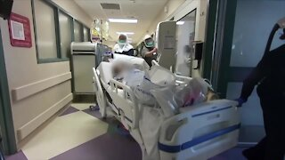 Local health officials concerned about strained hospital capacity