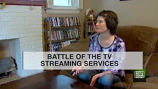 Battle of the TV streaming services 2019