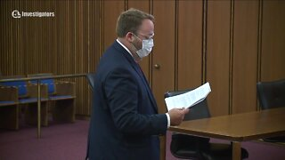 Ex-jailer, inmate plead guilty in Cuyahoga County jail smuggling