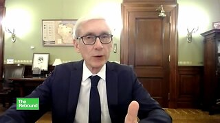 Gov. Evers talks 'The Rebound' in exclusive interview