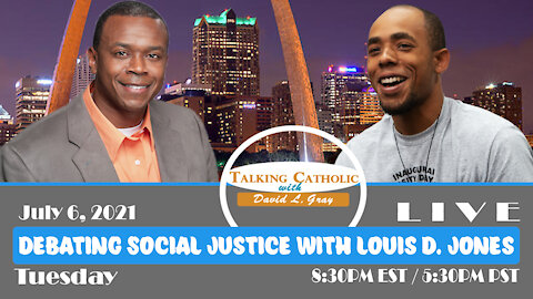 Debating Social Justice, Immigration & Critical Race Theory with Louis D. Jones