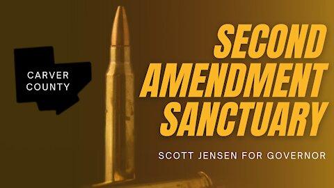 Second Amendment Sanctuary County!