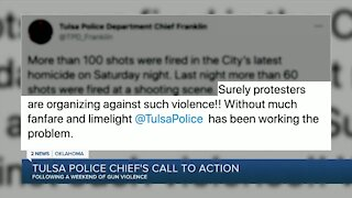 Tulsa Police Chief Call to Action