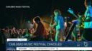 Carlsbad music festival canceled