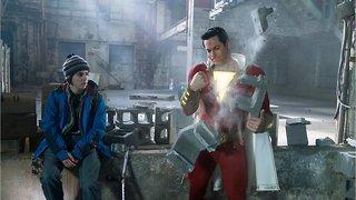 'Shazam!' Makes Magic At The Box Office