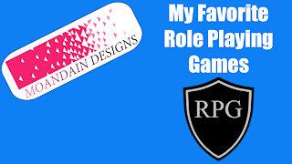 My favorite RPG Games